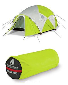 This solar-powered tent will charge your gadgets while camping. I can only imagine that we will keep our other tent as it is more of a backpacking tent. This would be great for car camping though.