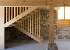 http://www.dezeen.com/2014/07/20/stone-farmhouse-cantabria-spain-2260mm-wooden-interior/