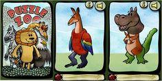 Zoo Puzzle +   iOS iPhone & iPod App für Kinder