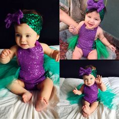 2Pcs/Set! 2016 Baby Girls Sequins Tutu Summer Mermaid Baby Rompers One Pieces Multi Color Toddler Baby Clothing-in Rompers from Mother & Kids on Aliexpress.com | Alibaba Group