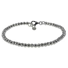 Fancy Sterling Silver Bracelet