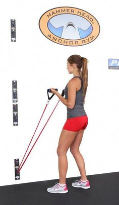 Fitness ideas for moms. Whenever it comes to simple fitness exercises, you don't necessarily have to go to a health club to achieve the full effects of exercising. It is possible to tone, shape, and transform your overall body using some simple steps. Home Gym Decor, At Home Gym, Easy Workouts, At Home Workouts, Cardio Workouts, Fitness Exercises, Basement Gym, Basement Bathroom, Get Rid Of Mold