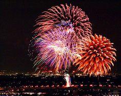 Kenosha County and Racine County WI Fireworks Schedule 2014
