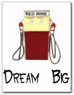 Dream big... YES! Wine dreams! #wine #humor