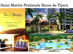 Apartamentos no Rio de Janeiro, Península, Barra da Tijuca, Saint Martin