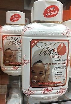 2x White Express Lotion FREE SHIPPING IN 24hrs