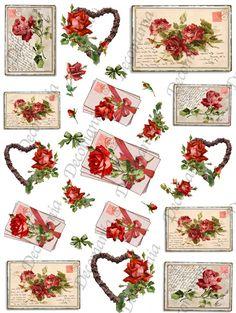 cod.TRA050 www.deco-chic.it, carte da decoupage, Riflessi di carta, serie 4