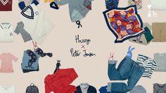 Hazzys X Peter Jensen  Production : VCRWORKS Live Film : VTPB Agency : VW Design…
