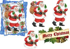 600+ DECOUPAGE CHRISTMAS SHEETS ARTS AND CRAFTS ON CD | eBay