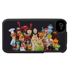 The Muppets 2 iPhone 4 Covers $39.95