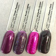 4 NEW CND™ SHELLAC™ and VINYLUX™ Colours Holiday Collection 2015  There is not much in this world that can excite me as much as a new colour collection from the global leader in professional nail services, CND. To the layperson this likely sounds a little bit …