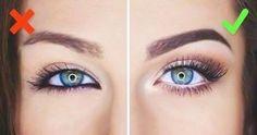 8секретов макияжа, как сделать глаза выразительными