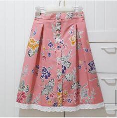 Rok Batik Modern, Blouse Batik Modern, Batik Kebaya, Batik Dress, Batik Fashion, Girl Fashion, Fashion Outfits, Outer Batik, Model Rok