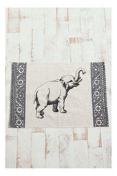 Elephant 2x3 Rug