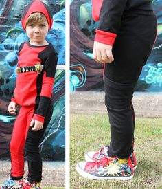 Sew Geeky Episode V: Deadpool vs Aquaman! Zombie Couple Costume, Dead Pool, Sewing Diy, Aquaman, Diy Costumes, Holiday Fun, Toddlers, Mothers, Nerd