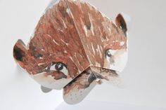 Otter    https://www.etsy.com/listing/105725842/set-of-5-otter-3d-pop-up-cards-handmade