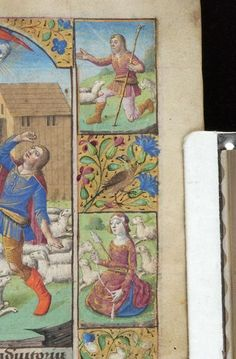 MS M.0815, fol. 061r, Pierpont Morgan Library, Book of Hours, French, 1485