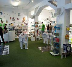 Curiosite,un espacio lúdico lleno de regalos originales en Madrid…
