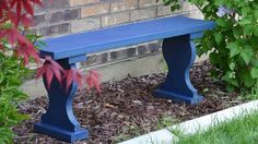 $13 Outdoor Garden Bench