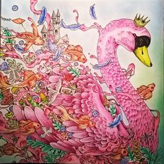 #kerbyrosanes #imagimorphia --> For the top-rated adult coloring books and writing utensils including colored pencils, watercolors, gel pens and drawing markers, go to our website at http://ColoringToolkit.com. Color... Relax... Chill.