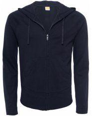 Hugo Boss Orange Zip Up Zokker Hooded Sweatshirt