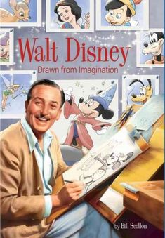 Walt Disney is undoubtedly one of the most influential figures in American history. What child doesn't grow up watching Disney films and reading Disney stories? With Walt Disney: A Biography for Kids,