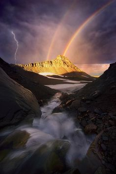 0rient-express:  Out of the Dark | by Marc Adamus.