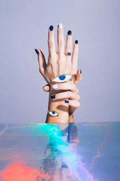 Stephanie Gonot - Occult jewellery for R29