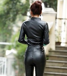 Lovely Ladies in Leather