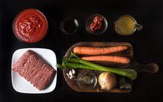 Instant Pot Spaghetti Sauce Recipe Ingredients
