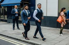 The Best Street Style Tips From Men's Fashion Week London Spring 2018