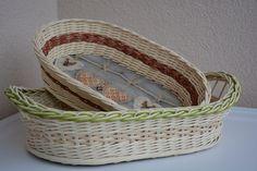 rúčná práca Laundry Basket, Wicker Baskets, Organization, Home Decor, Getting Organized, Organisation, Decoration Home, Room Decor, Laundry Baskets