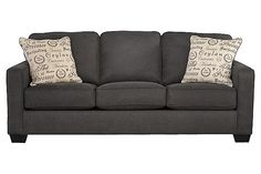This is the charcoal sofa that matches my loveseat. $395 as of Nov 7, 2015.