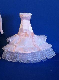1/12 Scale Dollhouse Miniature dress