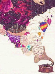 Dreamscape Artword