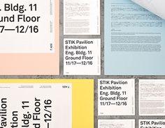 """다음 @Behance 프로젝트 확인: """"STIK Pavilion Exhibition"""" https://www.behance.net/gallery/21510735/STIK-Pavilion-Exhibition"""