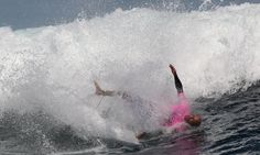 Kelly Slater & past champs into R.48 at Drug Aware Pro  http://www.yuusurf.com