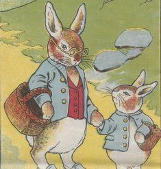 The Tale of Peter Rabbit / Beatrix Potter   Gallica