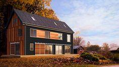 'Lofthouse' - Blu Homes