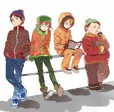 south park anime - Google Search