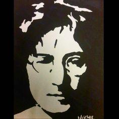 John Lennon with markers  #john #lennon #imagine #thebeatles popart #dailyart #artwork #art_spotlight #arts_help #art_gallery #artspiration #dailydrawoff #blvart  #beyondrealistic #talentedpeopleinc by littleofthismoreofthat