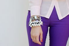 Spring 2013-Jeans of a Different Color Trends ‹ ALL FOR FASHION DESIGN