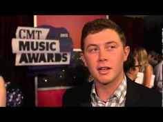 Scotty McCreery Interview @ 2013 CMT Awards