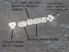 Trademarks silver