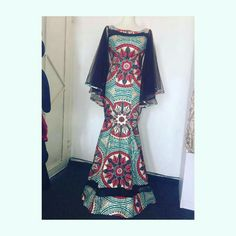 Love this design and you want to make for yourself? i have an archive of experienced designers who can make this. Also, are you a designer in need of a tailor to employ for your fashion outlet ? Call or whatSapp Gazzy Fashion Consults on Ankara Dress Styles, Ankara Gowns, African Print Dresses, African Print Fashion, African Fashion Dresses, African Attire, African Wear, African Women, African Dress