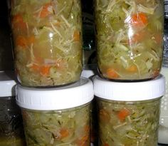Three tips for making large batches of soup