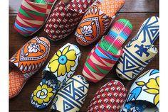 あなたの毎日を彩る、メイド・イン・ジャパンの「平和スリッパ」 | roomie(ルーミー)