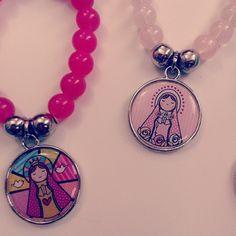 We ♡ pulseras Pilar #salvereginaarg #salveregina