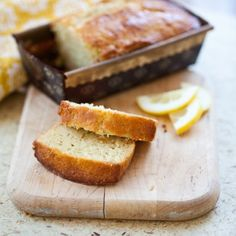 Lemon Ginger Bread Recipe « Go Bold with Butter