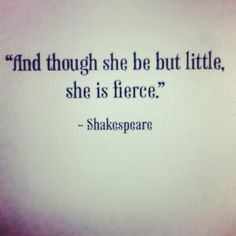 ~ Shakespeare  (for M)